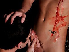 He wastes no time plunging his fangs into the boys neck, devouring his blood with dark intensity gay twinks paid - Gay Twinks Vampires Saga!