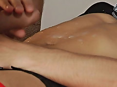 Thomas save his mouth to dour work smearing his lipstick before Leks was hard adequate to penetrate his tight brown pit gay studs spunks hunks