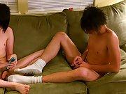 Emo boys rubbing cock and hard but gay porn videos of cute boys - at Boy Feast!