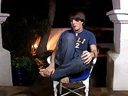 Self fuck twink and gay gallery movie feet...