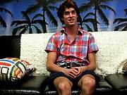 Hot white young gay twink video free no...