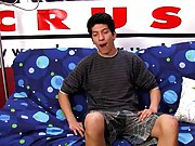 Jack Presley showed up greater quantity than ready for this interview and solo gay teenboy twinks at Boy Crush!