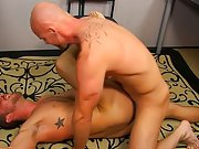 Uncut soft gay dick sex and black gay anal cum at My Gay Boss