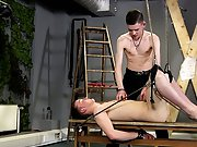 Old gay guy likes a rough blowjob porn and very cute boy bondage pics - Boy Napped!