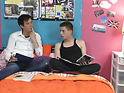 Young twink crush lad video free