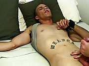 Teenage males mutual masturbation and...