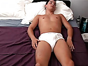 Young emo male masturbation and masturbation illustration