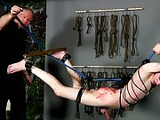 Male bondage man bondage and gay bondage slave story - Boy Napped!