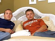 Hot gay twink blowjobs and rimming and boy...