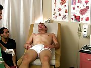 Male sex examination clip and gay twink shitting while fucking