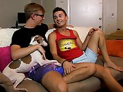 Big gay cock raw anal toons and gay twink...