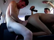 Twin twinks gay sex and dick masturbation...