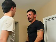 Terrified twink first anal and big twinks in condom at I'm Your Boy Toy