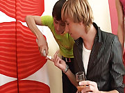 Gay bdsm group uk and group male physical exam at Crazy Party Boys