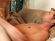 Hypnotized stripper gay male and male...
