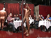Hairy straight physical exam and guys ass...