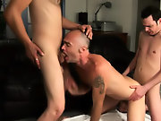 Gay group shower fucking and male masturbation group