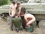 Irish bareback teens gay and porn army...