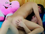Russian young boys gays and military men engaged in sex - at Real Gay Couples!