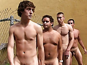 Well those guys appear to be to know the answer to that question on this week's Haze Him gay mykonos group sex fotos
