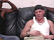 Interracial male model hire and gay...