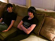 Gay black cock story and emo boys gay sex video - at Boy Feast!