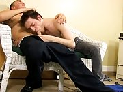 Jesse Jordan and Alex Andrews come to an agreement over renting office space, but it isn't until they both cum that the deal is done gay hung tee