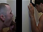 Gay lovers slow blowjob and gay blowjob teen