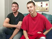 Video of solo twinks cumming and hardcore gay xxx