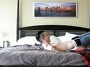 Masturbating boys hidden pics and man fucks emo