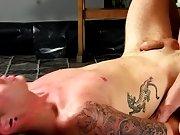 Gay interracial muscle men kissing and boy sucks bodybuilder dick - Boy Napped!