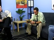 After an interview like that, will Ryan receive the job gay group masturbation video at My Gay Boss