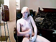 Old man porn masturbating photos and cum...