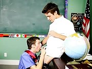 Hot gay twinks fucked really really hard and red haired twink creampie at Teach Twinks