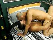 Gay fucked baseball bat and gay asian...