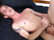 Emo slave blowjob and hot twinks in lingerie