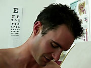 College boys blowjob by horny gay nurse...
