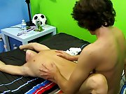 Kyler cries out as he's fucked with the toy, but of course begs for it harder boys first gay anal at Boy Crush!