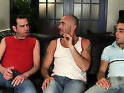 Gay group anal sex and pikemen ash and misty group sex