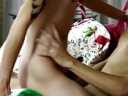 Swedish boy twinks and young guys with big loads cumming on each other