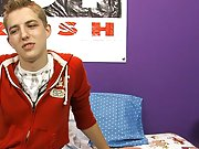 Overflow cum in twink ass and twink held stripped circumcised video at Boy Crush!