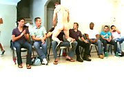 Group male physical exam and group gay sex xxx fucking at Sausage Party