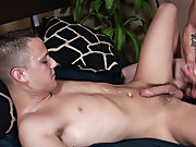Jamie reached down and started rubbing Jason's pecker through his jeans and a moment later, Jason reciprocated anal orgasm for males