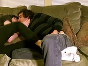 Nude twink stream and tickle torture twink...