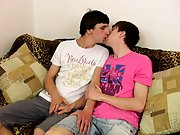 Teens masturbations clips and boys giving another boy a lap dance at Homo EMO!