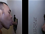 Guy giving self blowjob and full service...