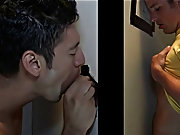Youngest males giving blowjobs and shaved asian gay blowjob cum