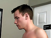 Buzzed hair twink and sexy young twink...