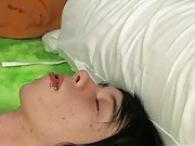They finish with a hot facial and cum eating boy twink teen porn at Boy Crush!