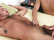 See guys with big dicks masturbating and young boy masturbates on camp porn video